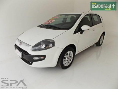 Foto do veículo FIAT Punto Attractive Flex